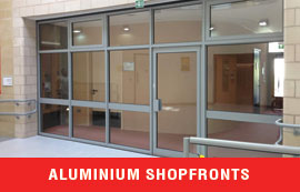 Aluminium-Shopfronts