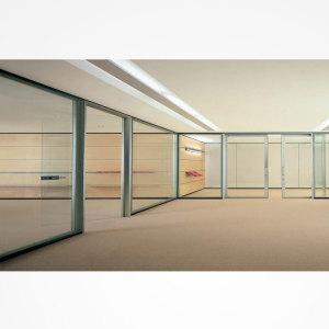 Aluminium Office Partitions