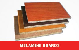 Melamine-Boards