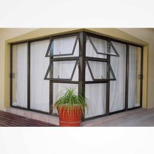 Single Sliding Door with Sidelites