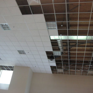 Suspended-ceiling